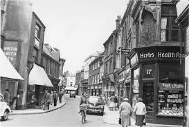 high streets have changed and many brands and stores have disappeared